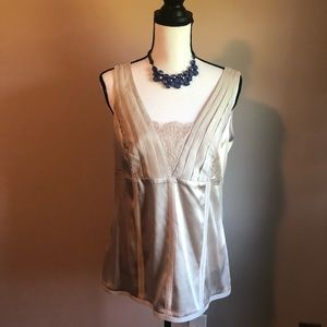 NWT Black House White Market Top